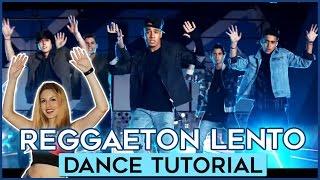 CNCO - Reggaetón Lento (Bailemos) | DANCE TUTORIAL | A bailar con Maga
