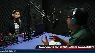 Episode 22 with Regional Agricultural and Fishery Council (RAFC) Acting Chairperson Pedrito Kalaw