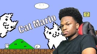 Video This is the hardest game ever  (Cat Mario) MP3, 3GP, MP4, WEBM, AVI, FLV Juli 2018