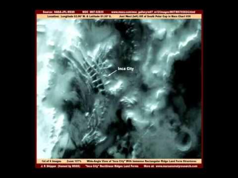 Mars Anomalies, Water, Plants, Life