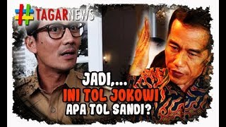 Video Jadi, Tol Jokowi Atau Tol Sandi MP3, 3GP, MP4, WEBM, AVI, FLV Februari 2019