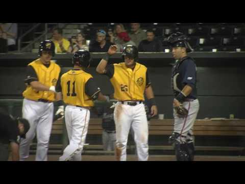 Jacksonville Suns Pump Video - May 14-24, 2016