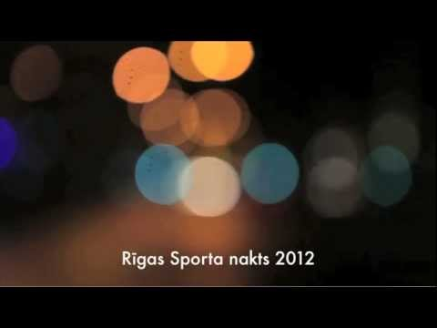 Rgas sporta nakts 2012
