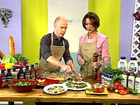 Litehouse Dressings Presents Some New Salad Ideas