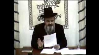 הרב אהרון בוטבול – הלכות שבת – דיני מוקצה (חלק ב)