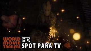 Guardiões da Galáxia Spot Oficial para TV - Personagens (2014) HD