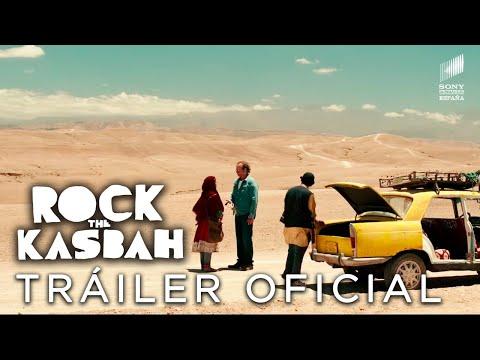 ROCK THE KASBAH con Bill Murray y Kate Hudson. Tráiler