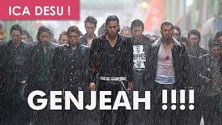 TERIAKAN MAS-MAS CROWS ZERO !!!!
