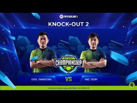 Trận Knock-out 2 - EVOS Thanh Tòng vs HND Tieupi [NC2019S1 - 17.03.2019] - Thời lượng: 31 phút.