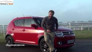 Video 2017 Suzuki Ignis Road Test | Driver's Seat MP3, 3GP, MP4, WEBM, AVI, FLV April 2017