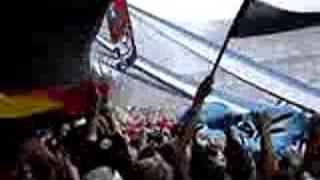 Borrachos tricolores entoando o HINO RIOGRANDENSE na goleada contra a Ponte Preta pelo Brasileirão 2006....20 DE...