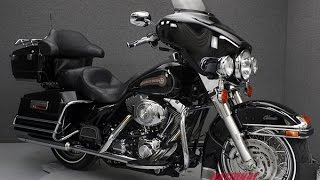9. 2006 HARLEY DAVIDSON FLHTC ELECTRA GLIDE CLASSIC  - National Powersports Distributors