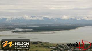 Nelson Webcam Tuesday 6th April 2010