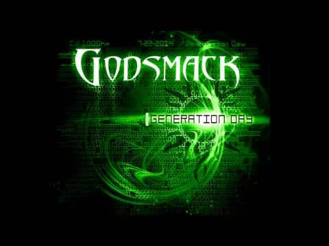 GODSMACK 'GENERATION DAY' [official audio]