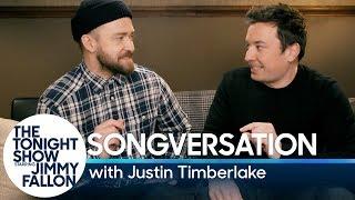 Video Songversation with Justin Timberlake MP3, 3GP, MP4, WEBM, AVI, FLV Juli 2018
