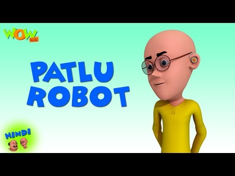 Video Patlu Robot - Motu Patlu in Hindi - 3D Animation Cartoon for Kids - As seen on Nickelodeon download in MP3, 3GP, MP4, WEBM, AVI, FLV January 2017