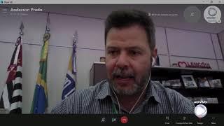 Prefeito de Lençóis Paulista vai a São Paulo pedir apoio  do governo