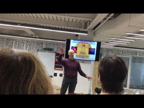 Tim Burns @ ISK - Teacher Workshop PART 1 (Integrating Brain, Body and Heart Intelligences)