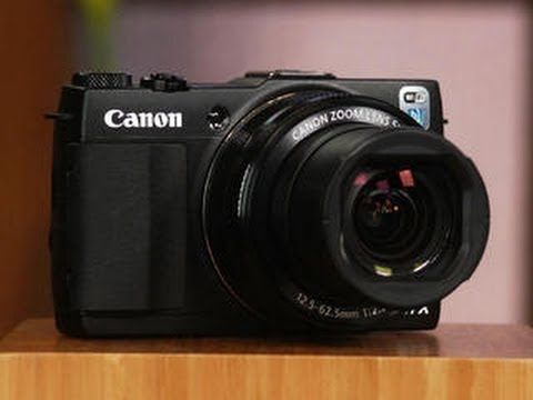 ​Canon PowerShot G1 X Mark II: big camera, big lens​ ​, minor disappointment​