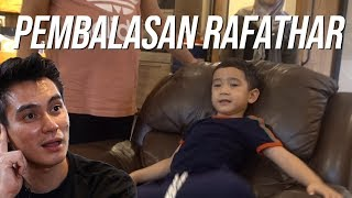 Video PRANK PEMANASAN RAFATHAR KE OM BAIM - PART 1 MP3, 3GP, MP4, WEBM, AVI, FLV Juni 2019