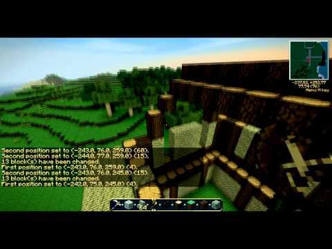 Ciudad Medieval Minecraft|| 1ª Casa ||Grandes construcciones By BRBrrose