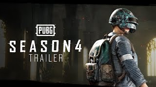 PUBG - Season 4 Gameplay Trailer