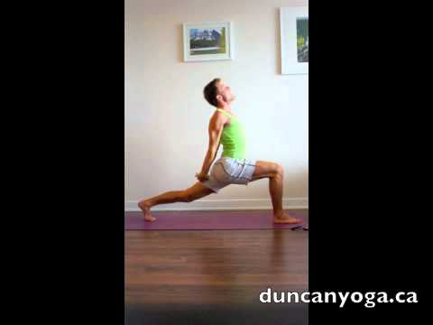 45minute ButtKickin' Power Yoga Flow