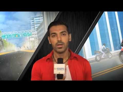 Video of John Abraham : Drag Racer