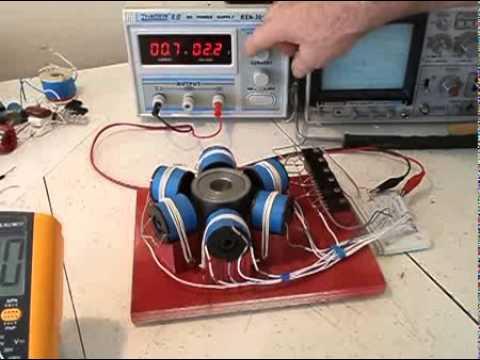 Двигатель из магнитов своими руками