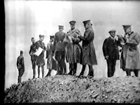 a description of general john pershing as one of the greatest military commanders and leaders of the