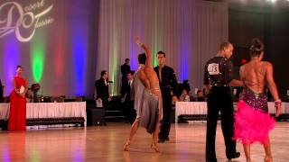 2012 Open Professional American Rhythm Final - Ballroom Dance Video
