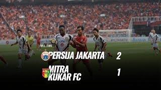 Download Video [Pekan 34] Cuplikan Pertandingan Persija Jakarta vs Mitra Kukar FC, 9 Desember 2018 MP3 3GP MP4