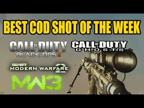 Shot - Some Nasty shot on Black ops 2, GHOSTS, MW3 MW2 ▻ Freestyle Replay Apparel : http://electronicgamersleague.com/collections/freestyle-replay Really insane !!! 1500 LIKES PLZ ?? -----------------...
