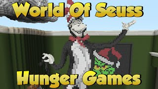 Minecraft Xbox Hunger Games - World Of Seuss Hunger Games