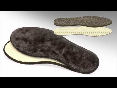 WOLY - The right insole - WINTER insoles - Woly Exquisit