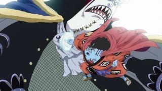 Jinbei vs Moria (Legendado/Subtitled)