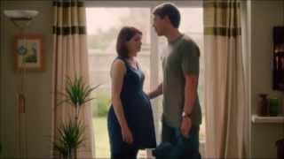 Broadchurch Jodie Whittaker pregnant belly scenes
