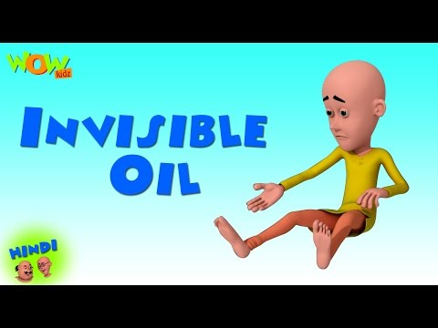 Video Invisible Oil -Motu Patlu in Hindi WITH ENGLISH, SPANISH & FRENCH SUBTITLES download in MP3, 3GP, MP4, WEBM, AVI, FLV January 2017