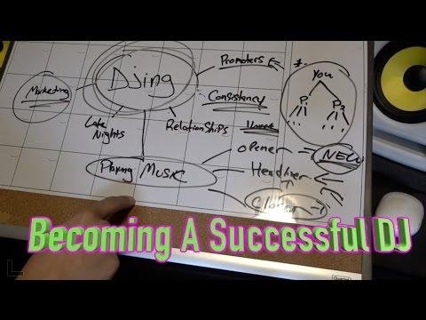 Becoming a Successful Dj!