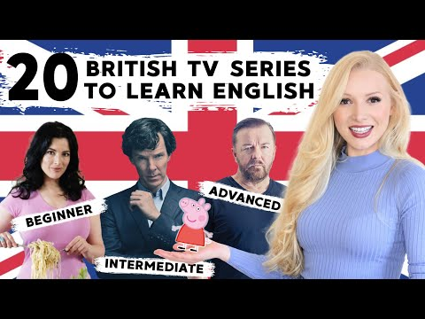 20 Best British TV Series to Learn English - Beginner to Advanced Level