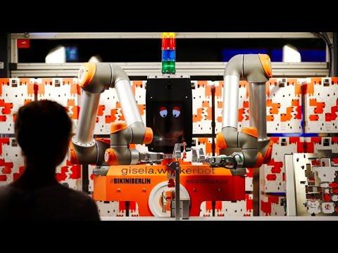 Roboter im Handel: So kann einkaufen in der Zukunft a ...