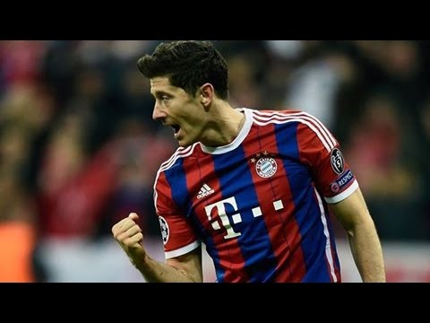 fc bayern munich vs wolfsburg 5-1 all goals and Highlights