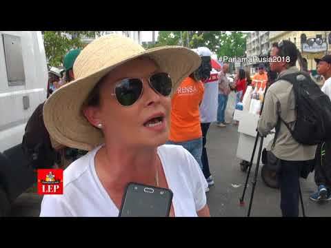 Panameños piden nombres de sobornados por Odebrecht con tambores