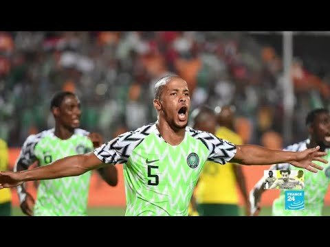 Africa Cup Of Nations 2019: Nigeria Beat South Africa To Reach Semifinals