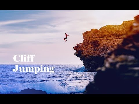 Best Cliff Jumping Compilation | Adrenalin Edition