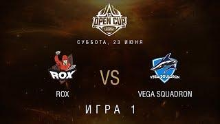 LCL OC 2018: Групповая стадия. ROX vs VEG, Игра 1 | Неделя 1, День 1. Bo3 / LCL