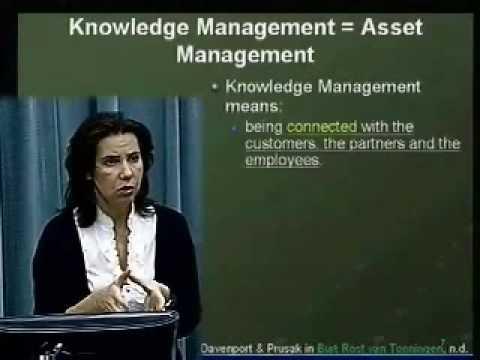Knowledge Management p 2/3
