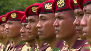 Video Yel Yel Kopassus di depan Presiden Indonesia Jokowi MP3, 3GP, MP4, WEBM, AVI, FLV Oktober 2017