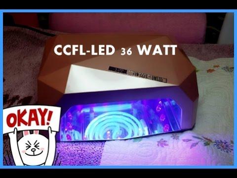 PARTE 1 - LAMPADA DIAMOND CCFL-LED 36 WATT
