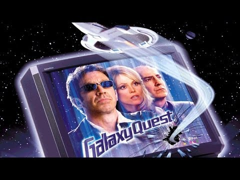 Galaxy Quest - On Location In Space